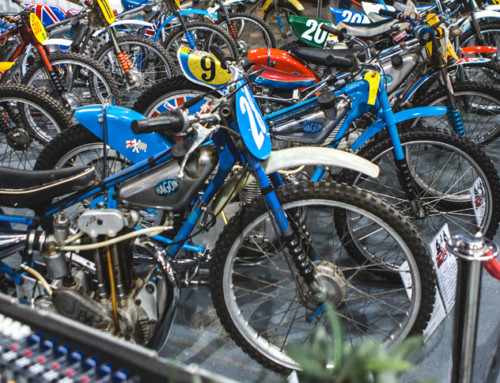 5 REASONS TO VISIT THE CLASSIC DIRT BIKE SHOW