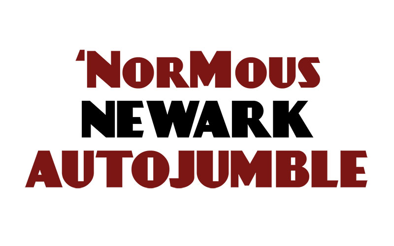 'Normous Newark Autojumble
