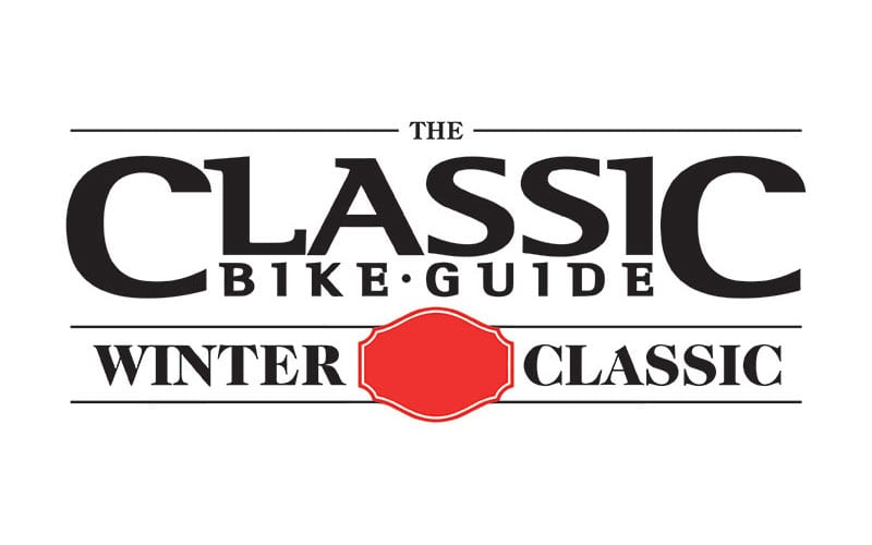 The Classic Bike Guide Winter Classic